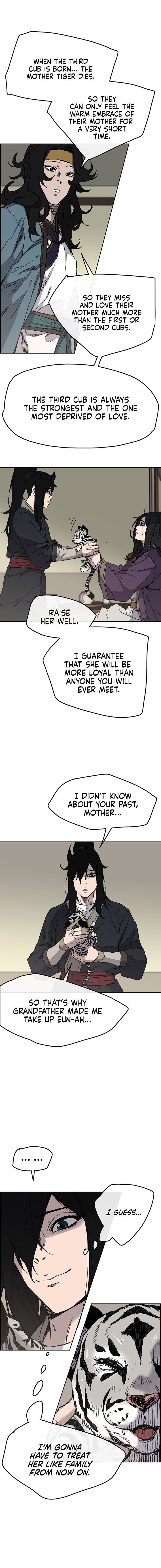 The Undefeatable Swordsman - chapter 32-eng-li