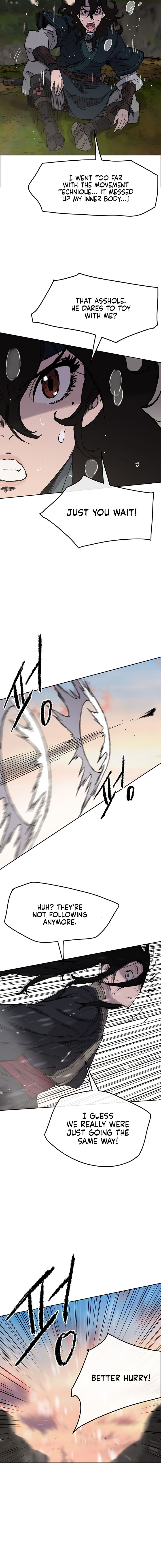 The Undefeatable Swordsman - chapter 34-eng-li