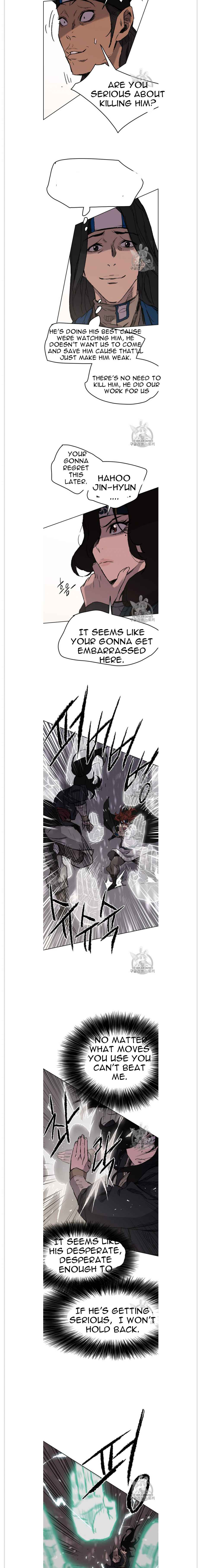 The Undefeatable Swordsman - chapter 37-eng-li