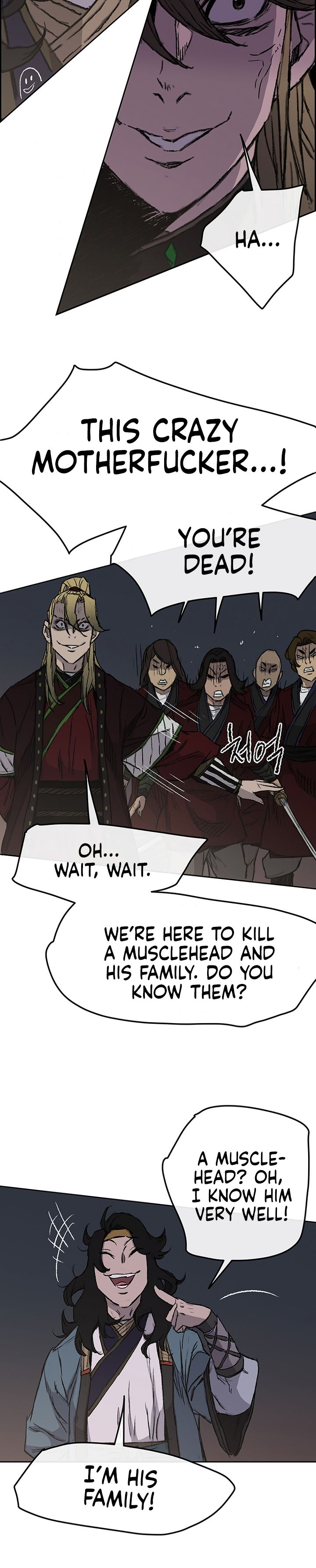 The Undefeatable Swordsman - chapter 39-eng-li