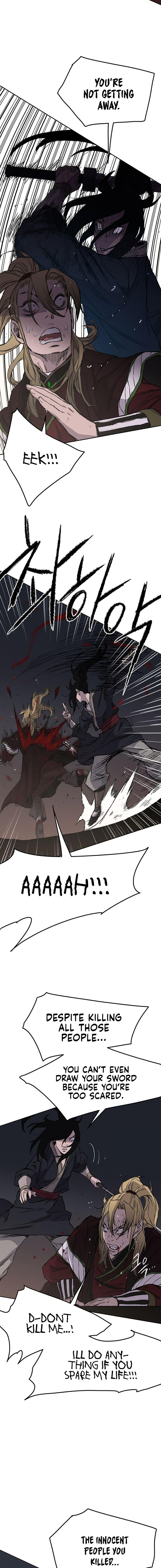 The Undefeatable Swordsman - chapter 40-eng-li