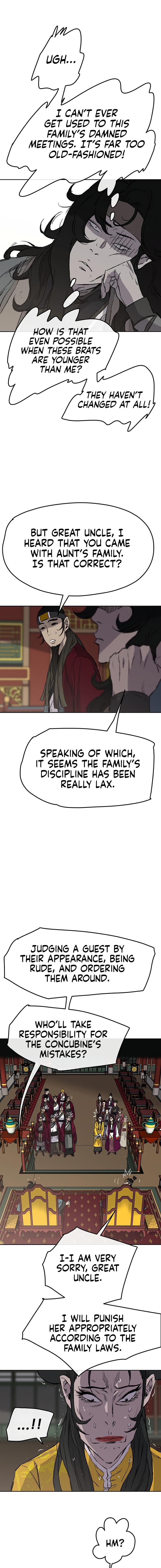 The Undefeatable Swordsman - chapter 42-eng-li