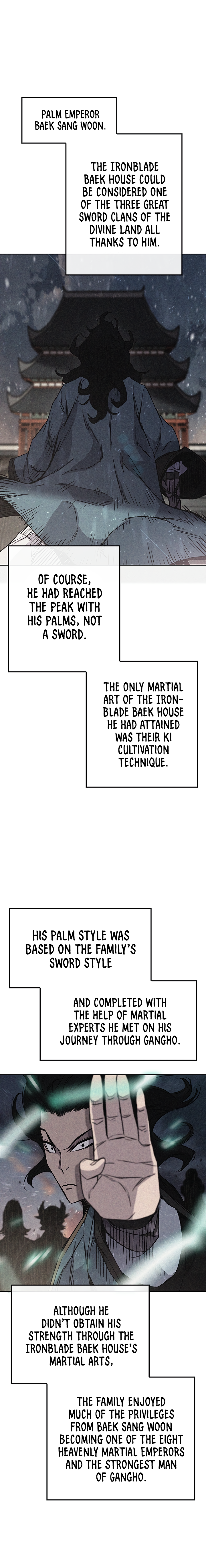 The Undefeatable Swordsman - chapter 43-eng-li