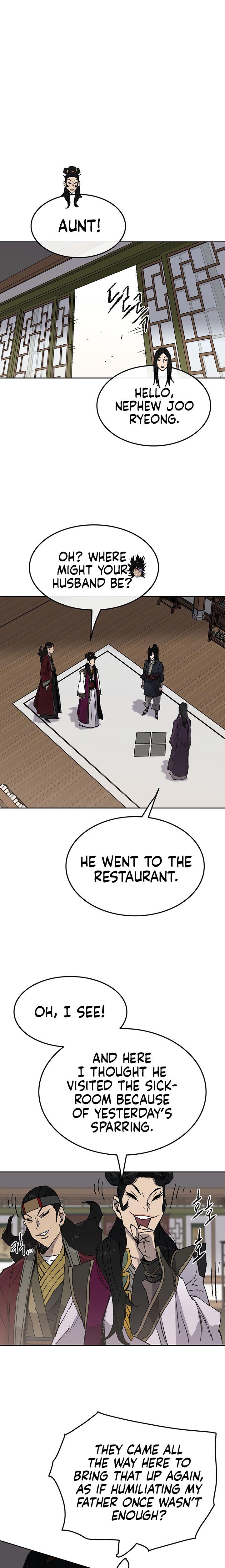 The Undefeatable Swordsman - chapter 47-eng-li