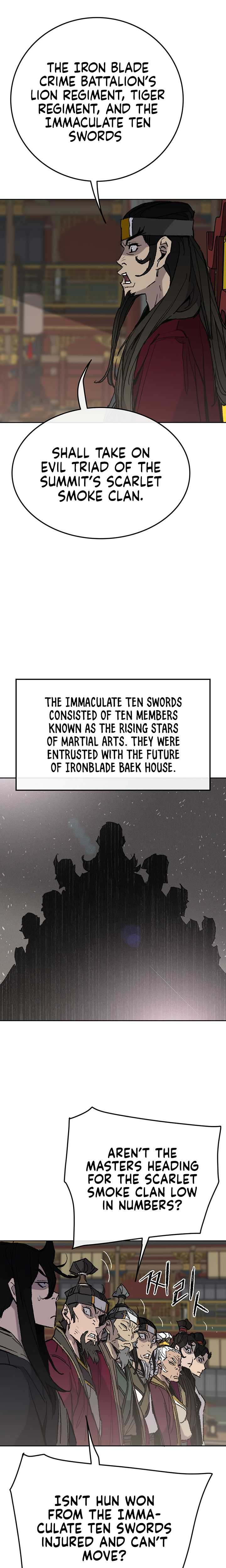 The Undefeatable Swordsman - chapter 58-eng-li
