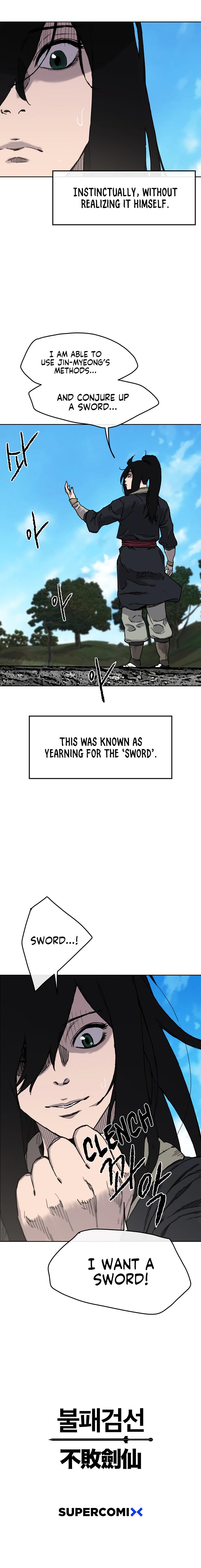 The Undefeatable Swordsman - chapter 9-eng-li