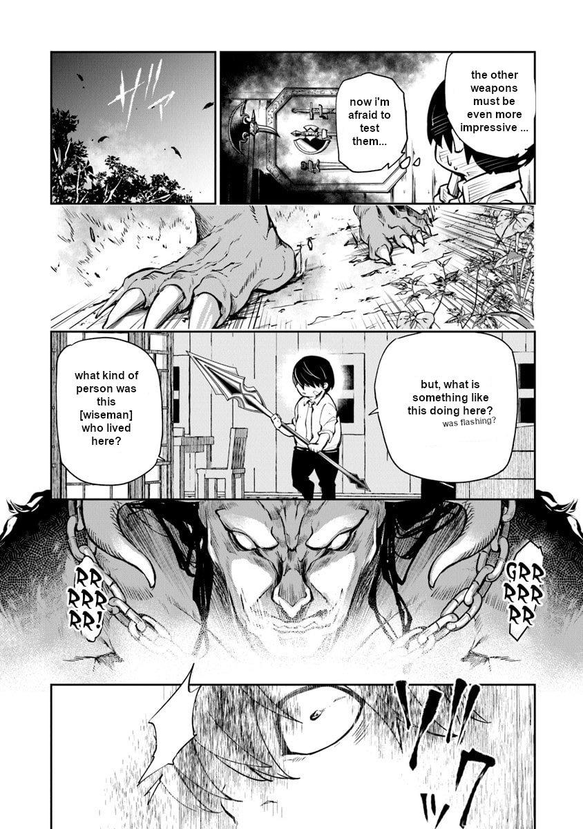 Isekai de Cheat Skill wo Te ni Shita Ore wa, Genjitsu Sekai wo mo Musou Suru ~Level Up wa Jinsei wo Kaeta~ - chapter 2-eng-li