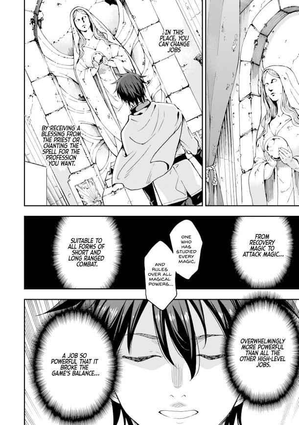 Isekai Kenja no Tensei Musou ~Geemu no Chishiki de Isekai Saikyou~ - chapter 7-eng-li