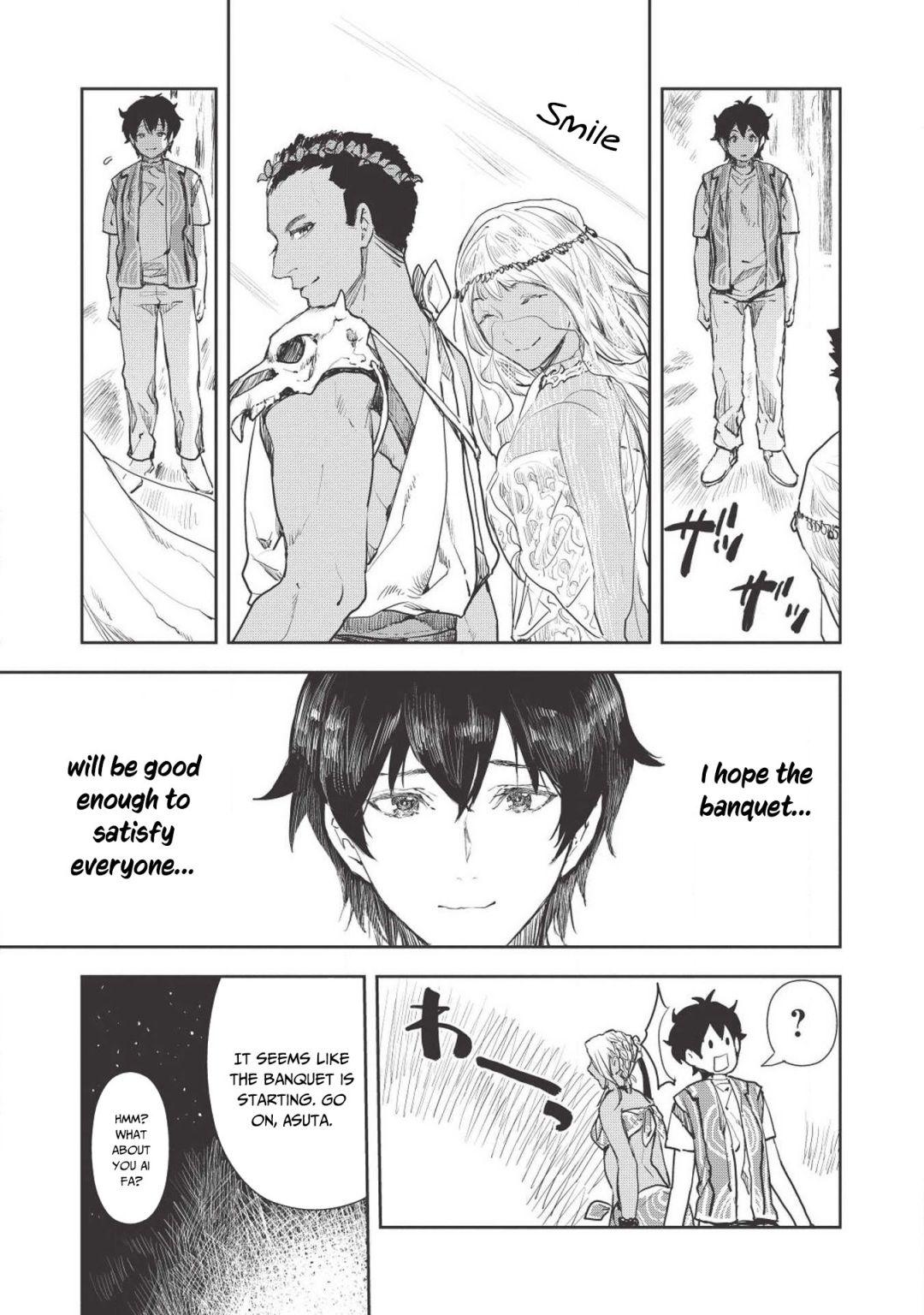 Isekai Ryouridou - chapter 15-eng-li