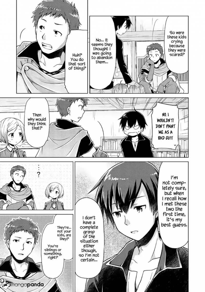 Isekai Yururi Kikou: Kosodateshinagara Boukensha Shimasu - chapter 3-eng-li