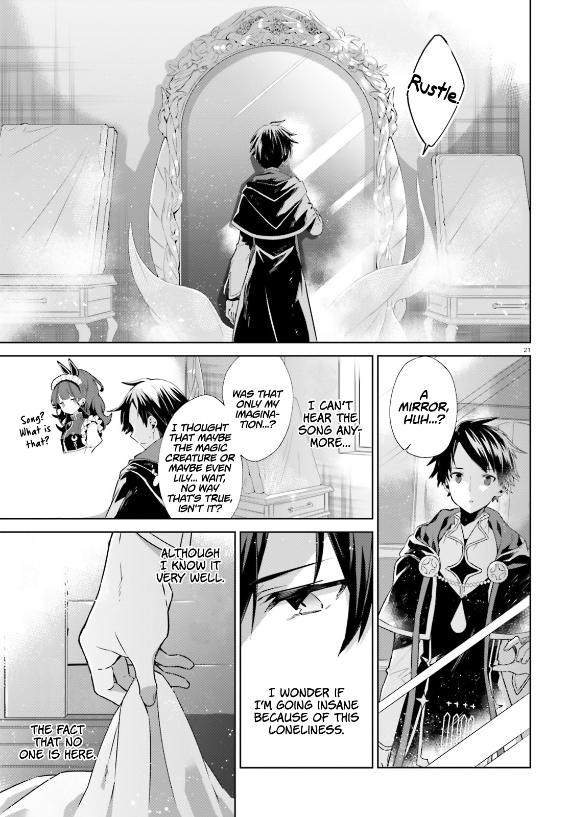 Kagami no Mukou no Saihate Toshokan - chapter 1-eng-li