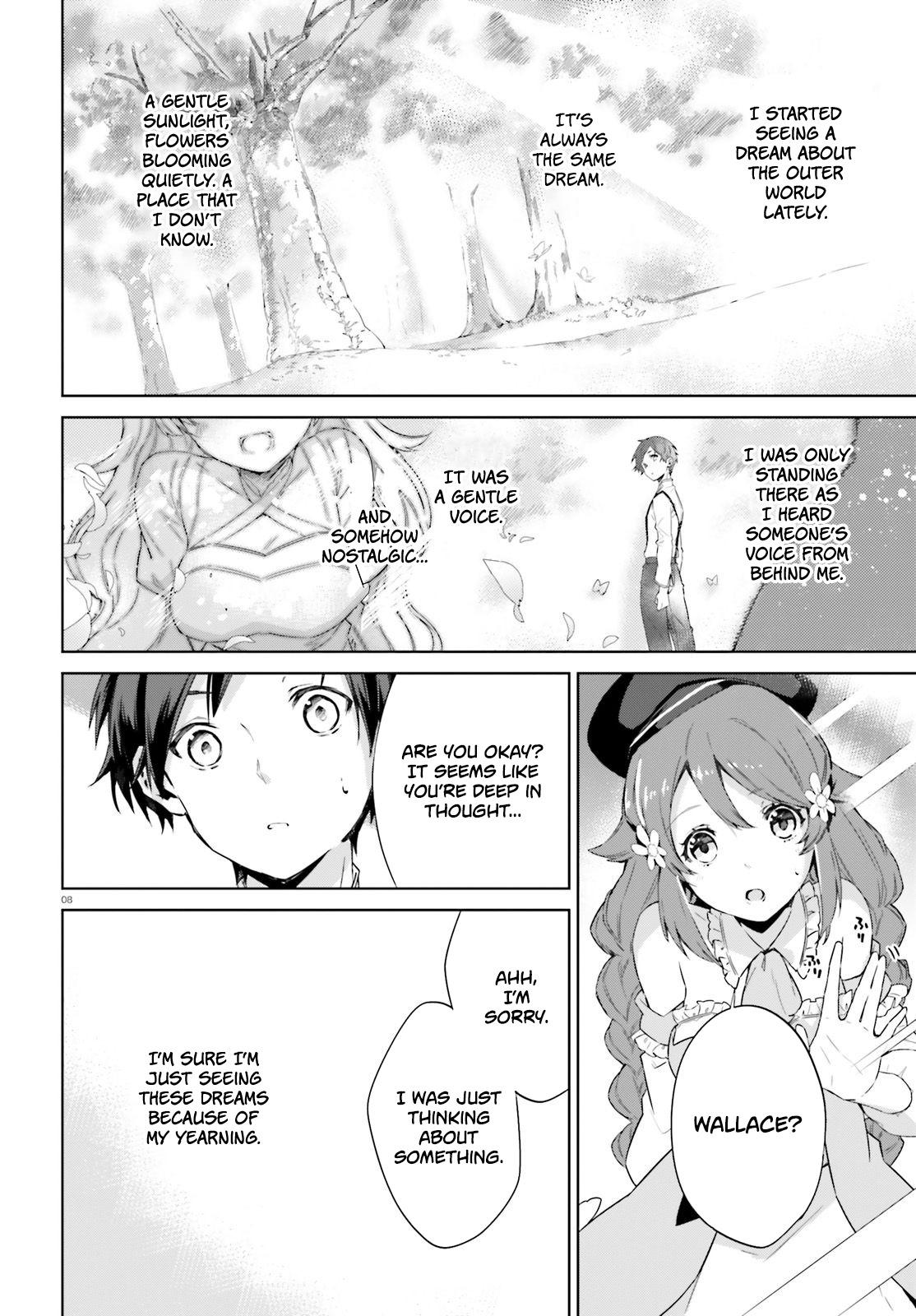 Kagami no Mukou no Saihate Toshokan - chapter 6-eng-li