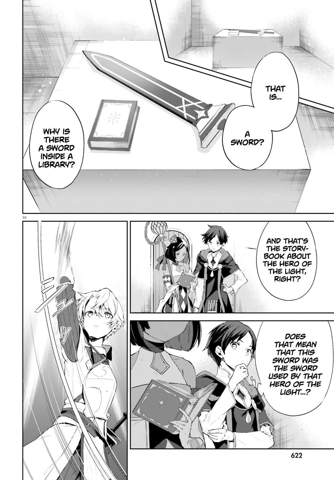 Kagami no Mukou no Saihate Toshokan - chapter 7-eng-li