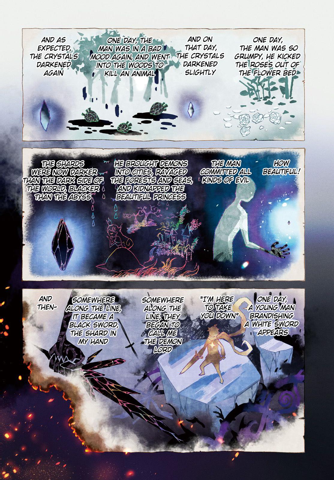 Kagami no Mukou no Saihate Toshokan - chapter 9-eng-li