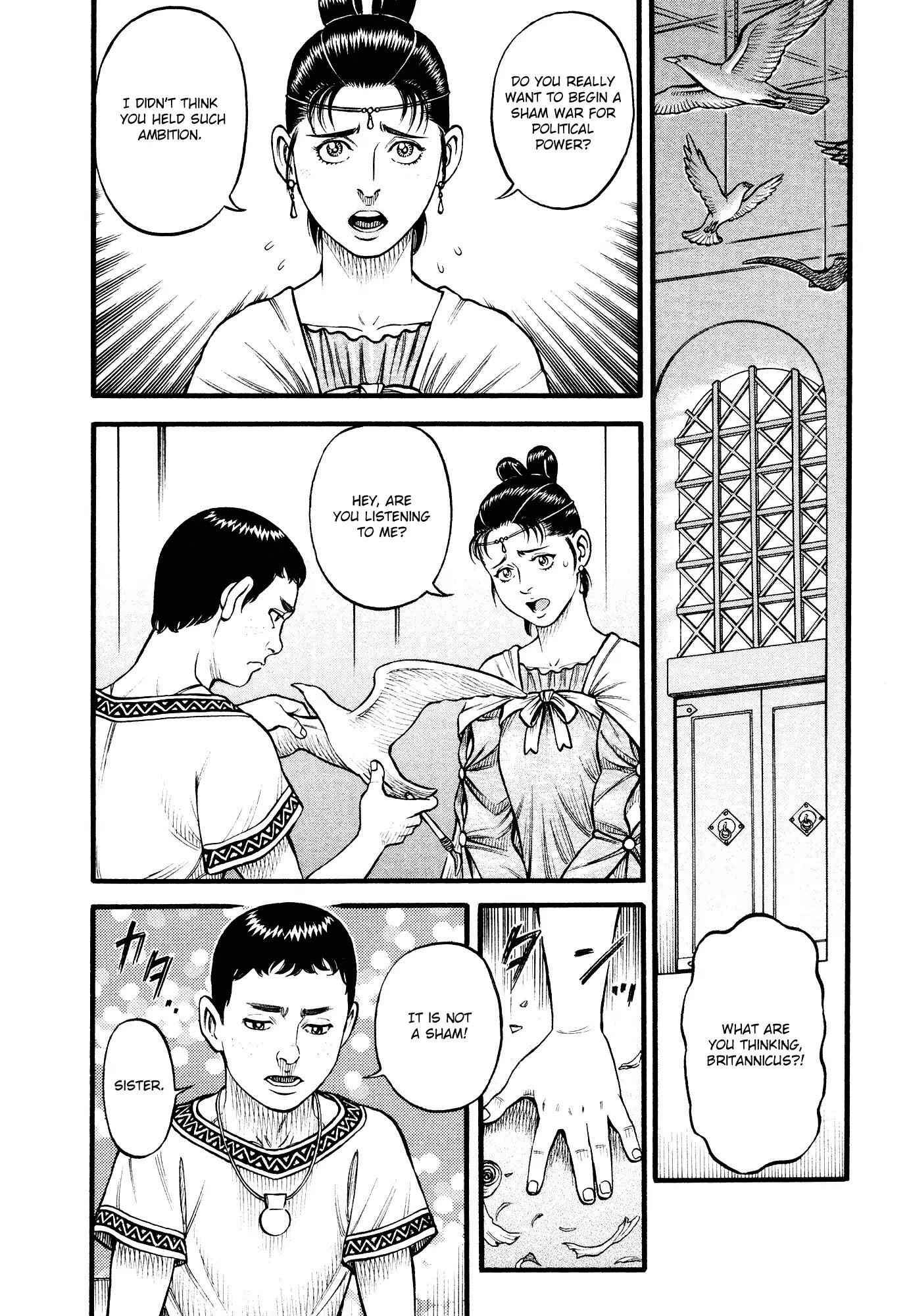 Kento Ankokuden Cestvs - chapter 150-eng-li