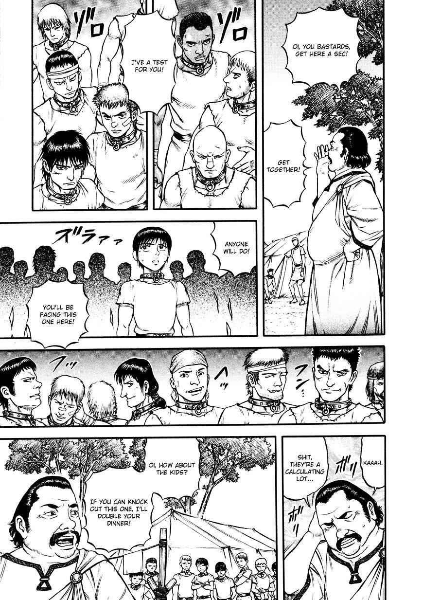 Kento Ankokuden Cestvs - chapter 38-eng-li