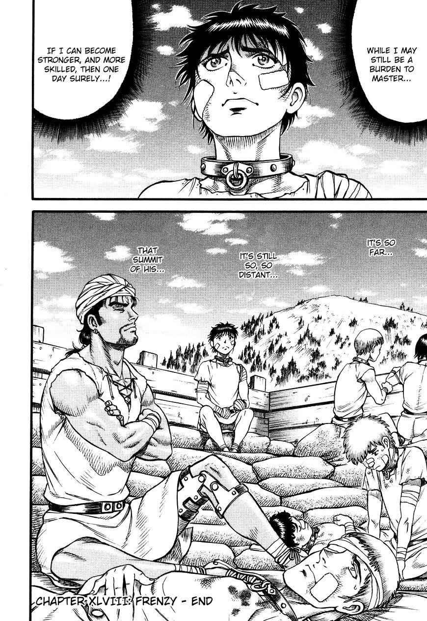 Kento Ankokuden Cestvs - chapter 48-eng-li