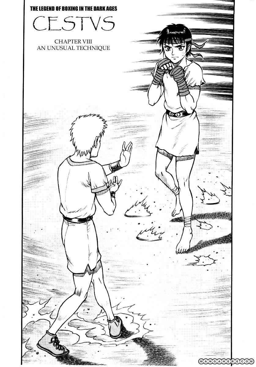 Kento Ankokuden Cestvs - chapter 8-eng-li