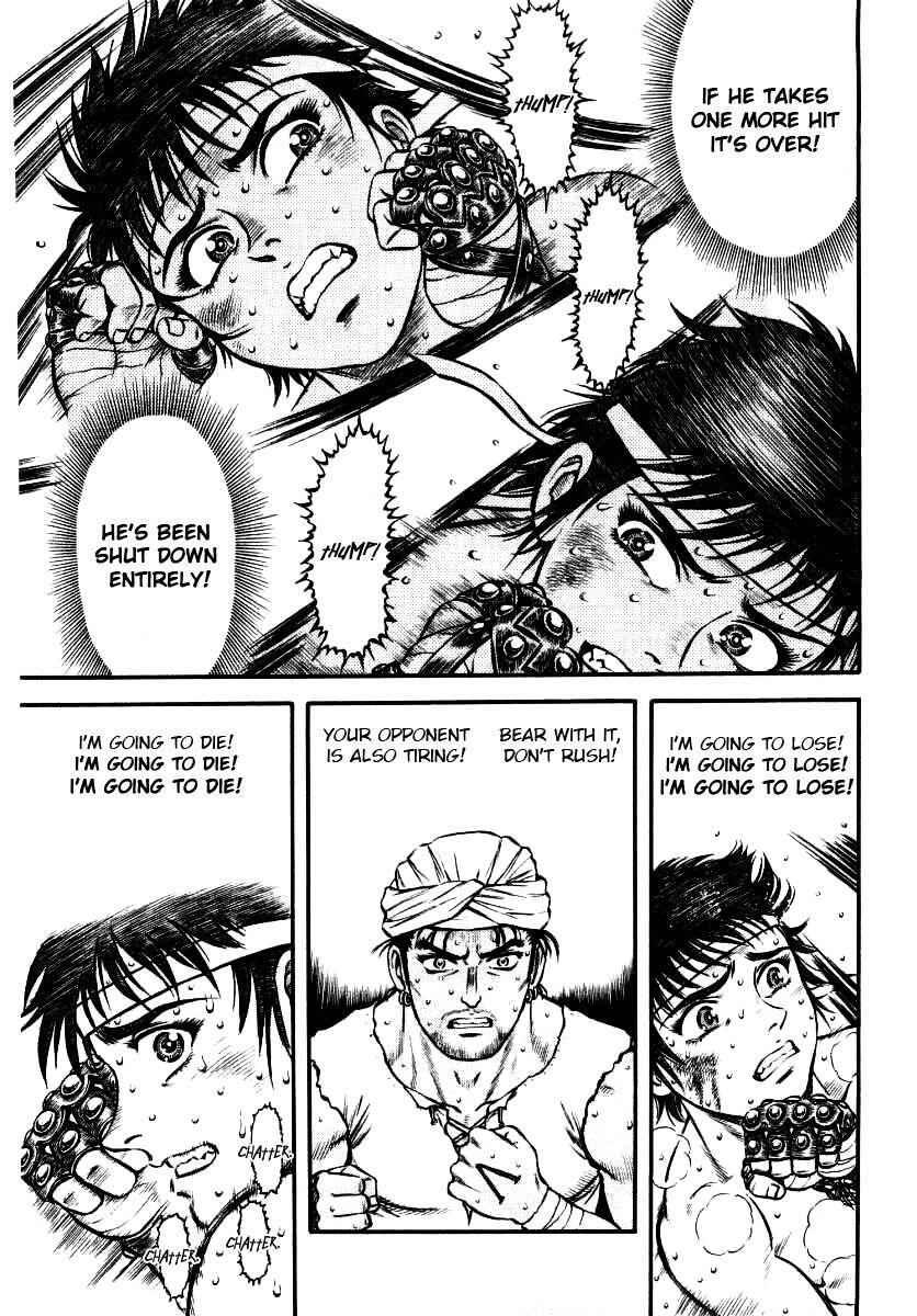 Kento Ankokuden Cestvs - chapter 9-eng-li