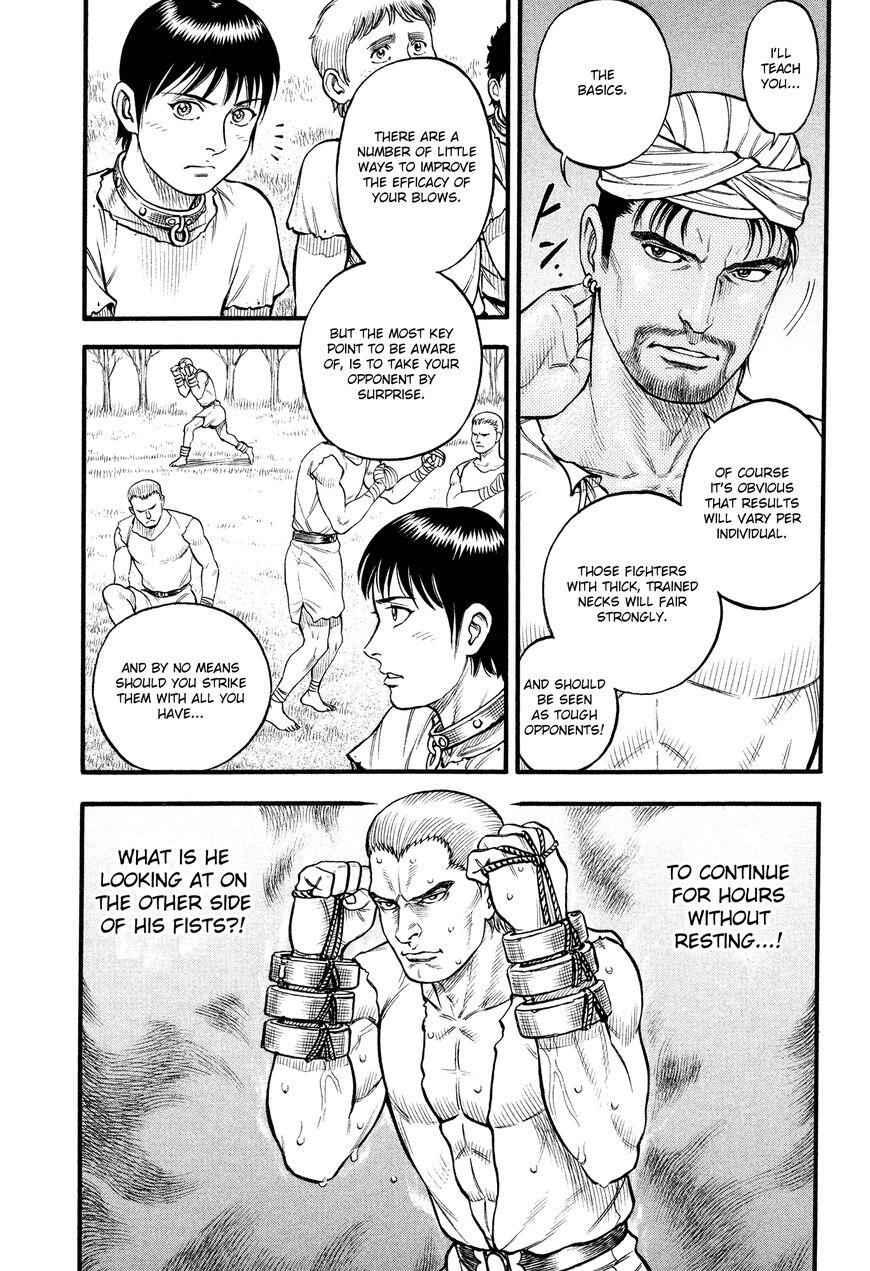 Kento Ankokuden Cestvs - chapter 93-eng-li
