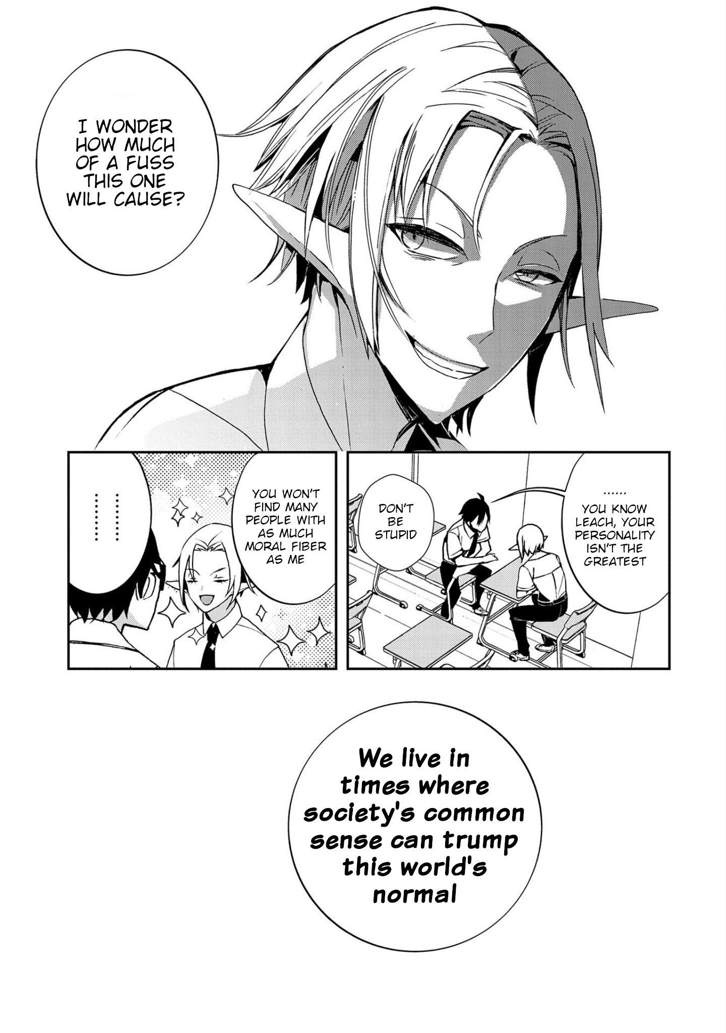 Kyuubo: Suterareteta Dragon Hirotta - chapter 2-eng-li