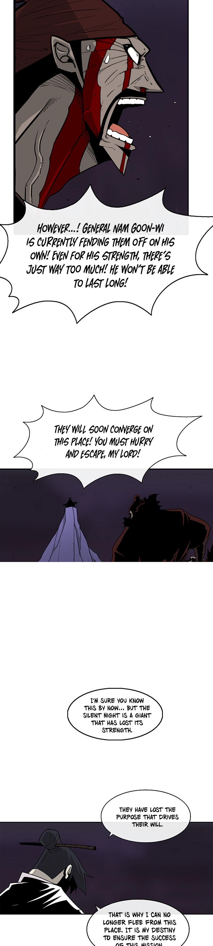 Legend of the Northern Blade - chapter 43-eng-li