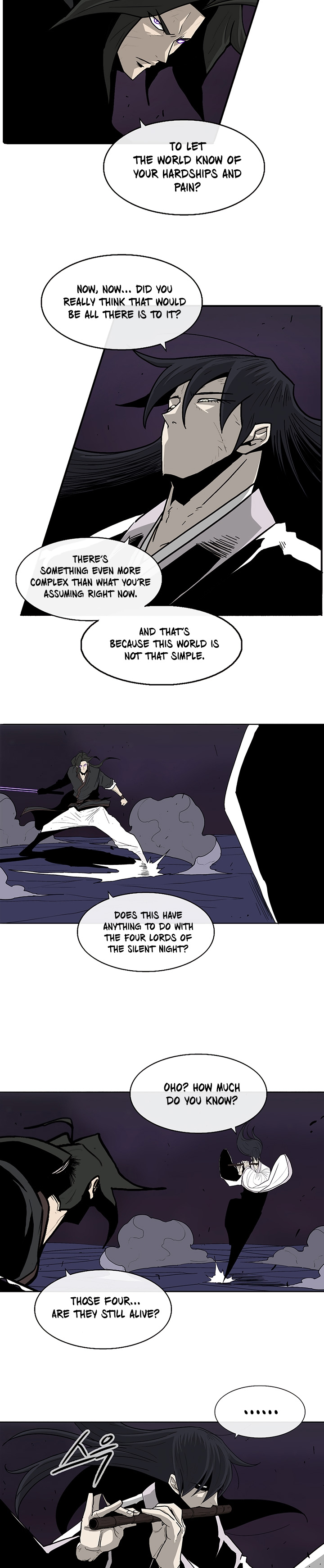 Legend of the Northern Blade - chapter 46-eng-li