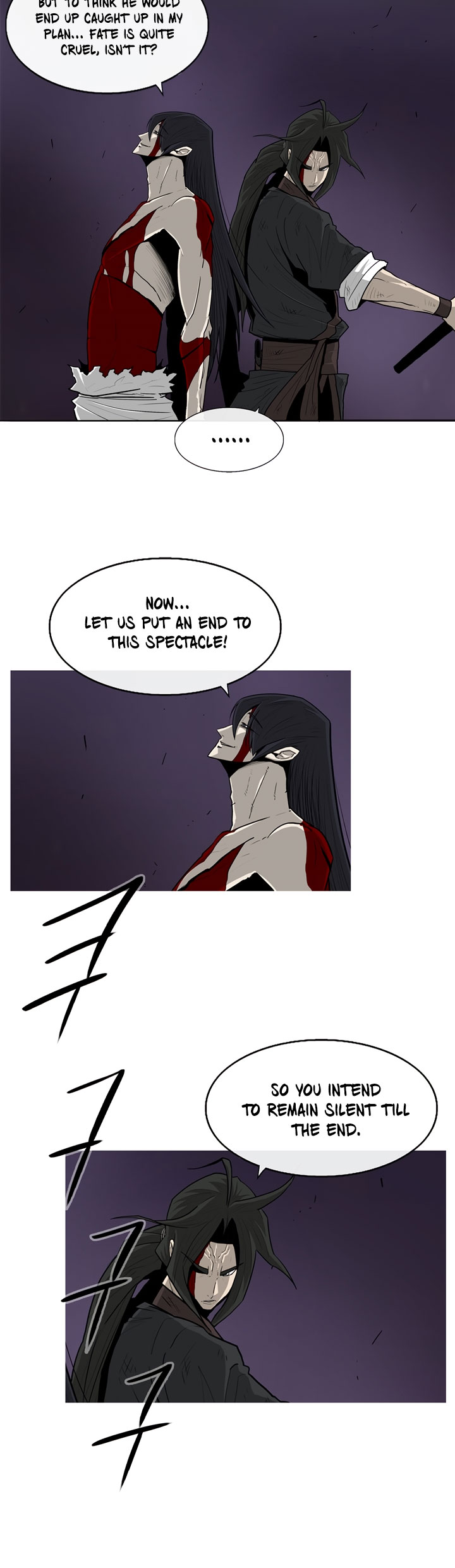 Legend of the Northern Blade - chapter 47-eng-li