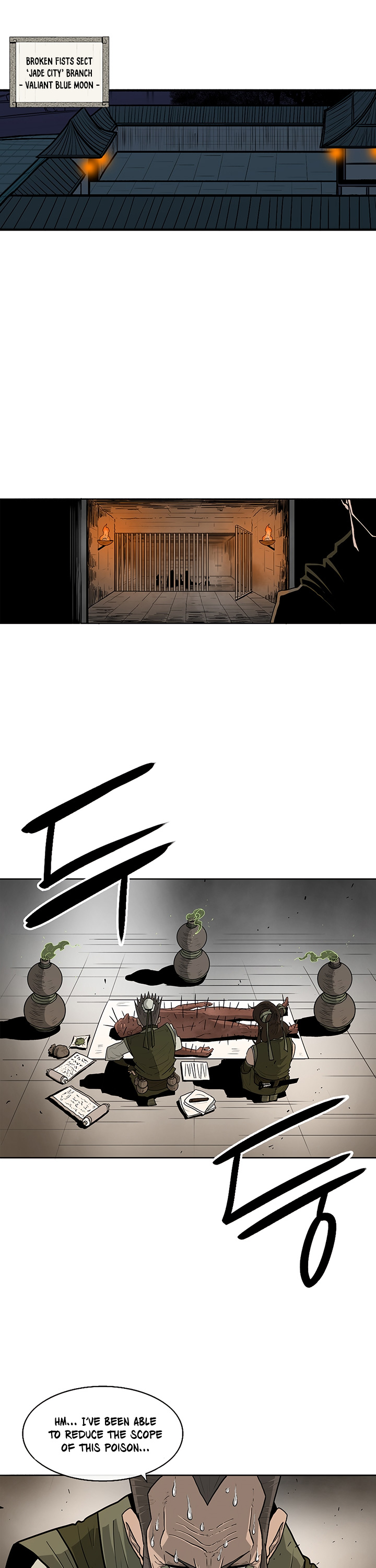 Legend of the Northern Blade - chapter 49-eng-li