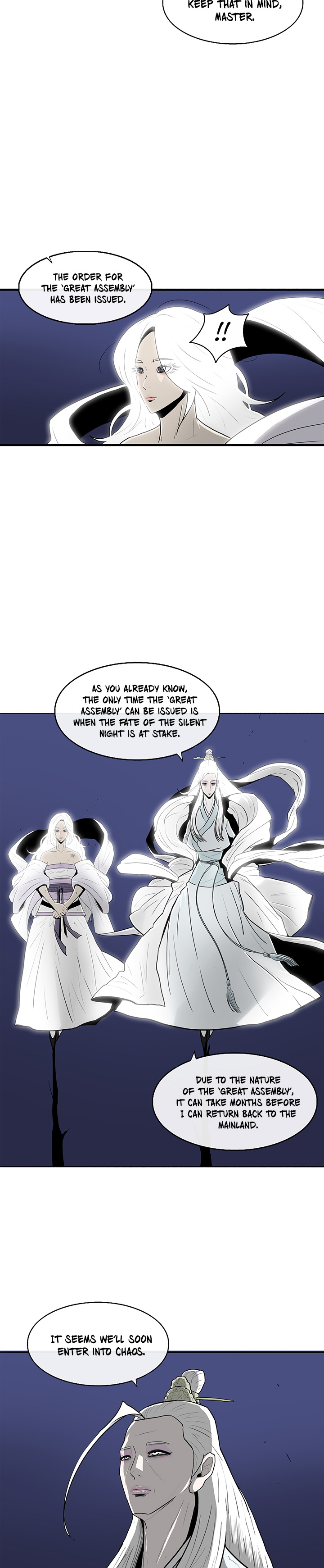 Legend of the Northern Blade - chapter 55-eng-li
