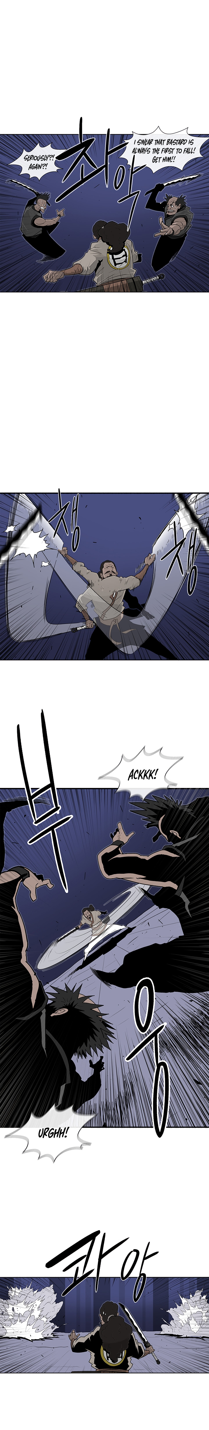 Legend of the Northern Blade - chapter 56-eng-li