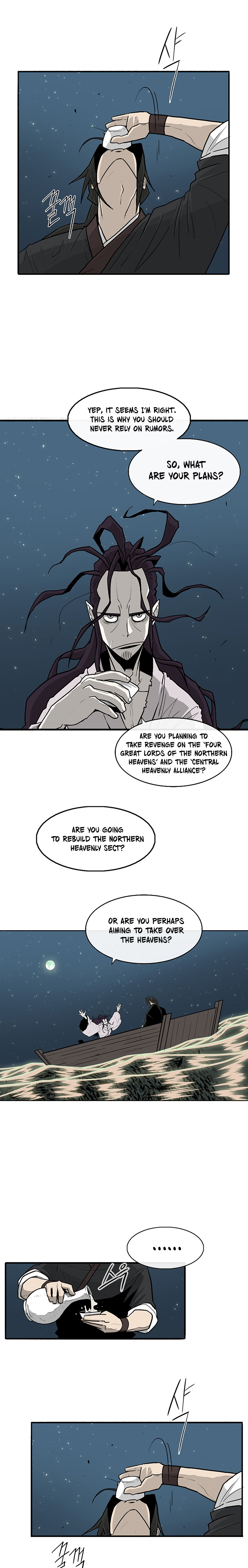 Legend of the Northern Blade - chapter 58-eng-li