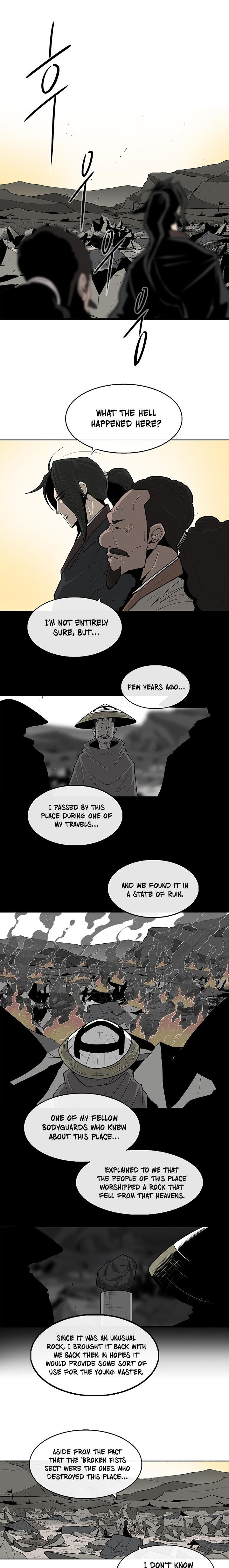 Legend of the Northern Blade - chapter 60-eng-li