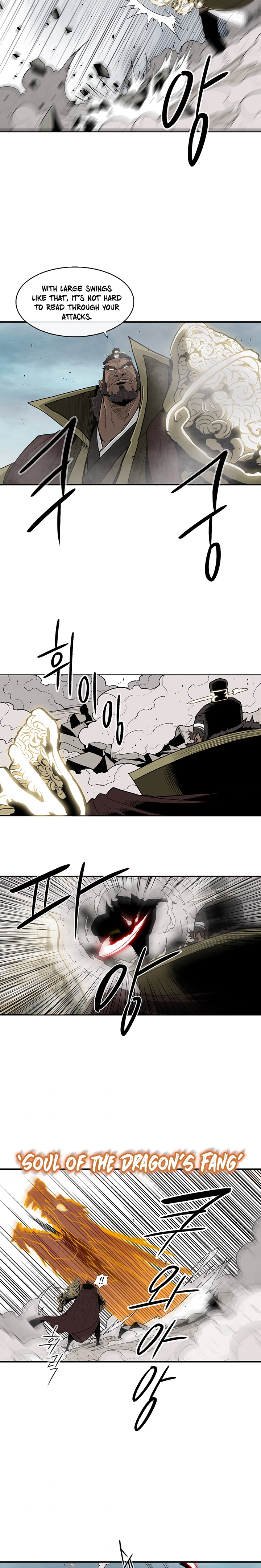 Legend of the Northern Blade - chapter 62-eng-li