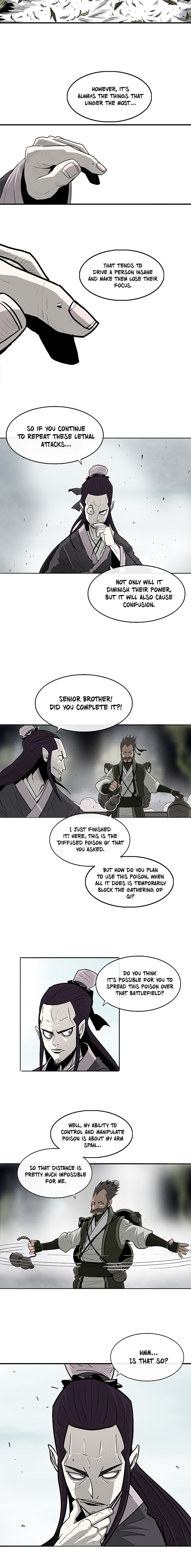 Legend of the Northern Blade - chapter 64-eng-li