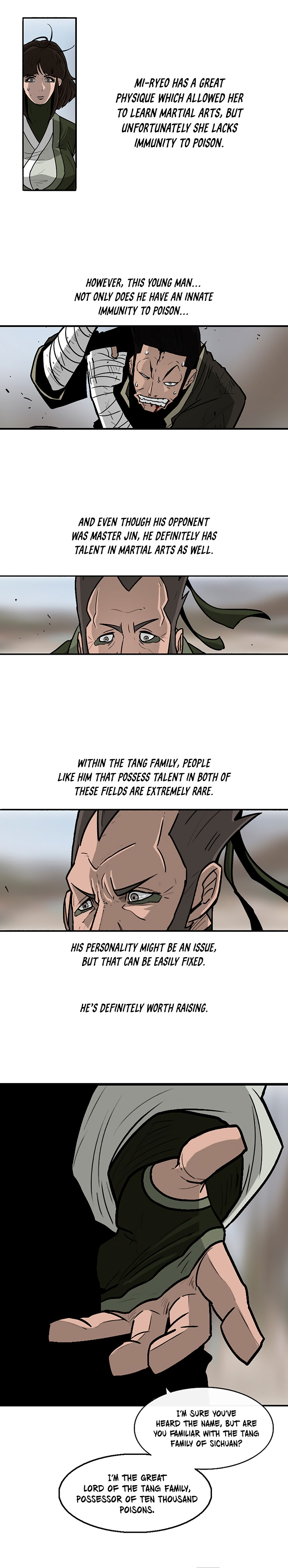 Legend of the Northern Blade - chapter 71-eng-li