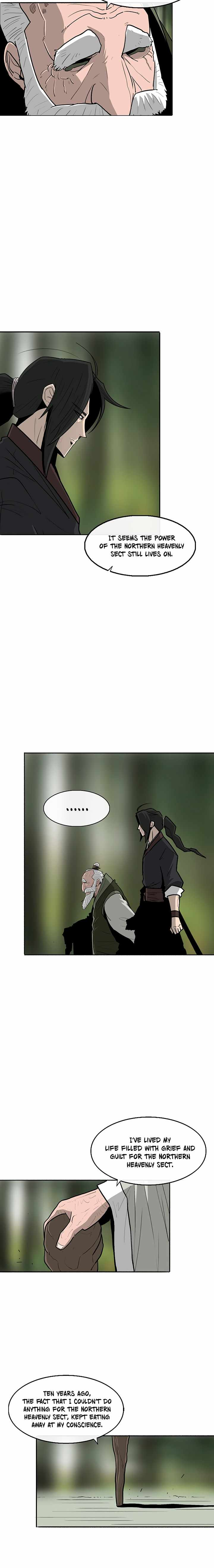 Legend of the Northern Blade - chapter 74-eng-li