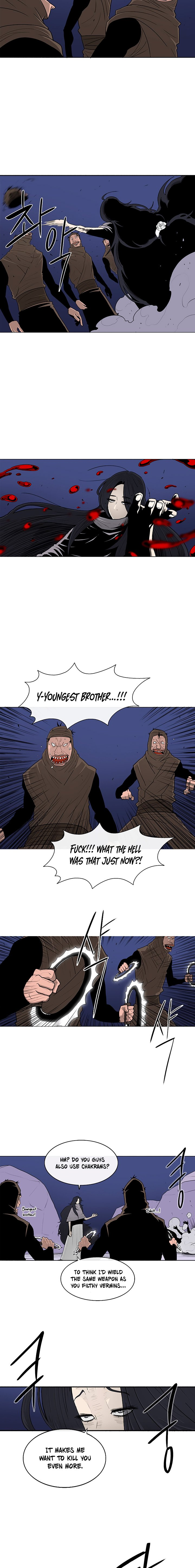 Legend of the Northern Blade - chapter 76-eng-li
