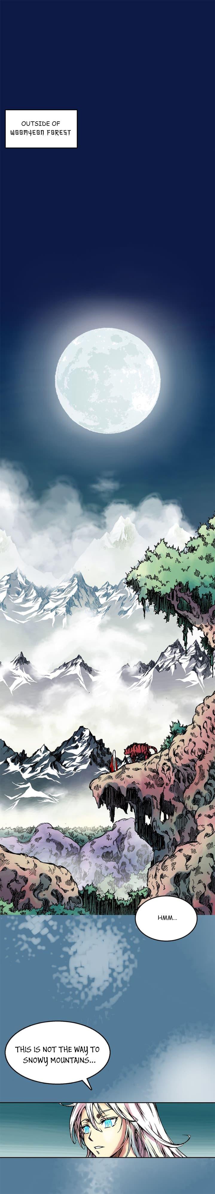 Mir's Legend – The Forgotten Ones - chapter 9-eng-li