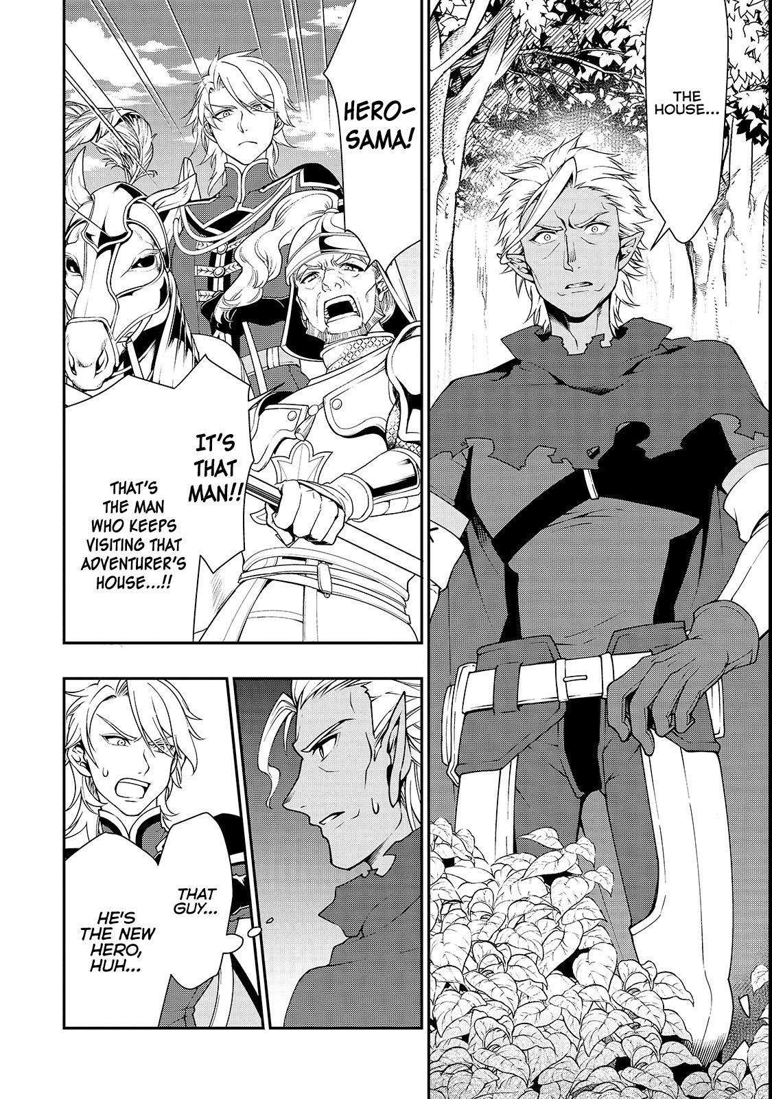 Lv2 kara Cheat datta Moto Yuusha Kouho no Mattari Isekai Life - chapter 9-eng-li