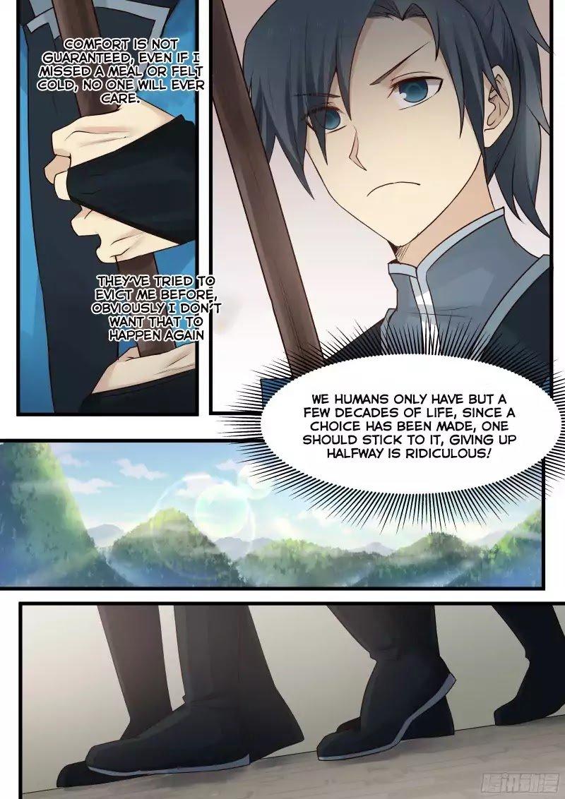 Martial Peak - chapter 1-eng-li