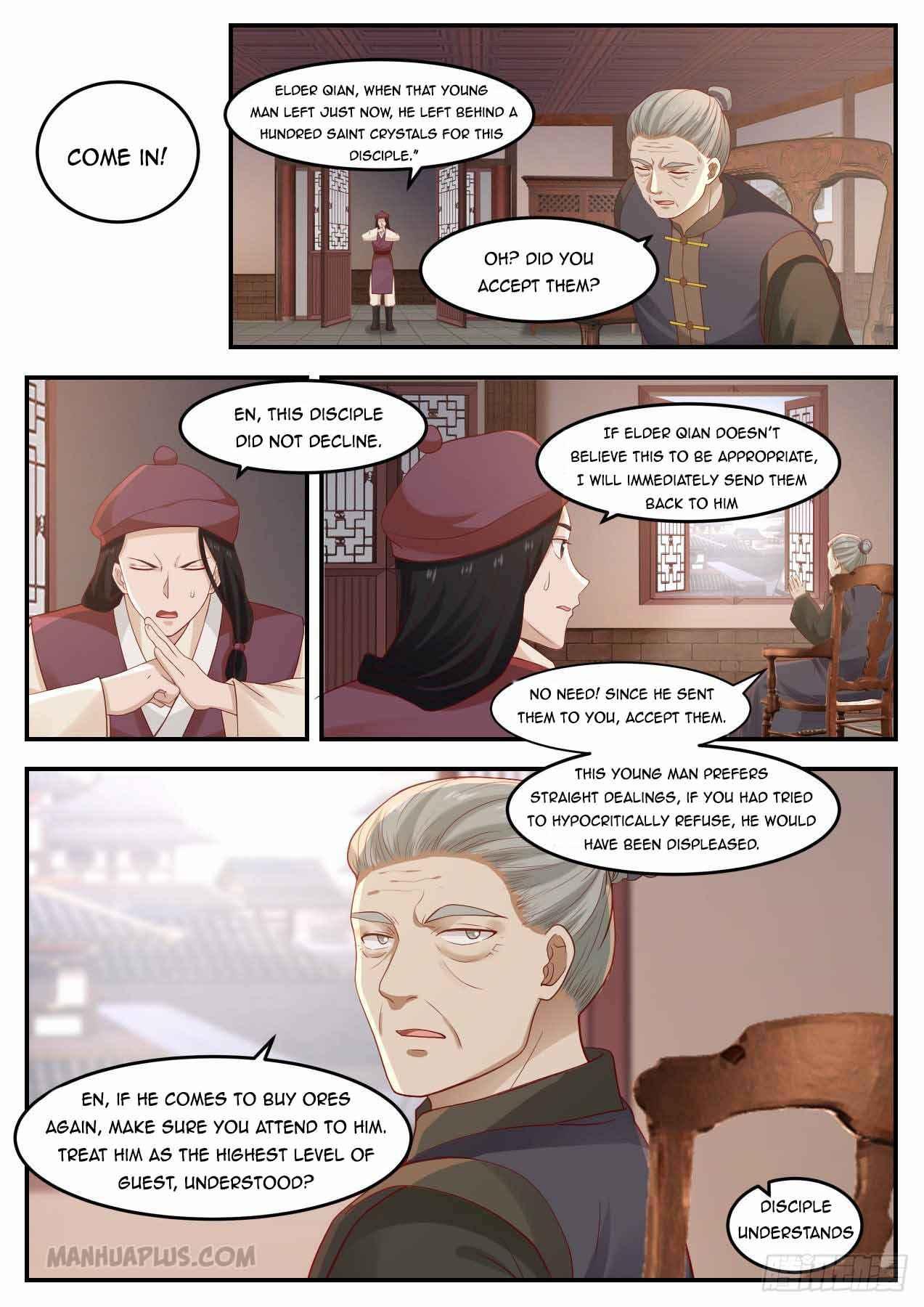 Martial Peak - chapter 1001-eng-li