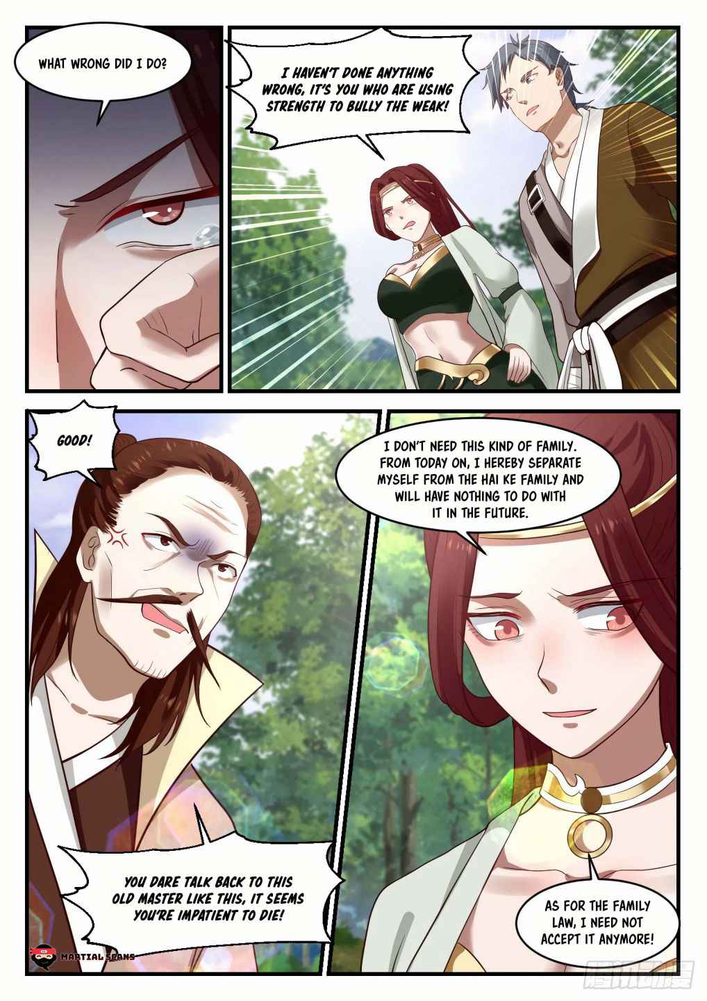 Martial Peak - chapter 1014-eng-li