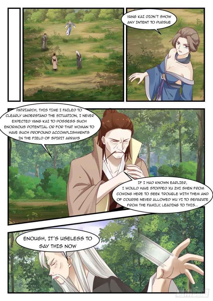 Martial Peak - chapter 1031-eng-li