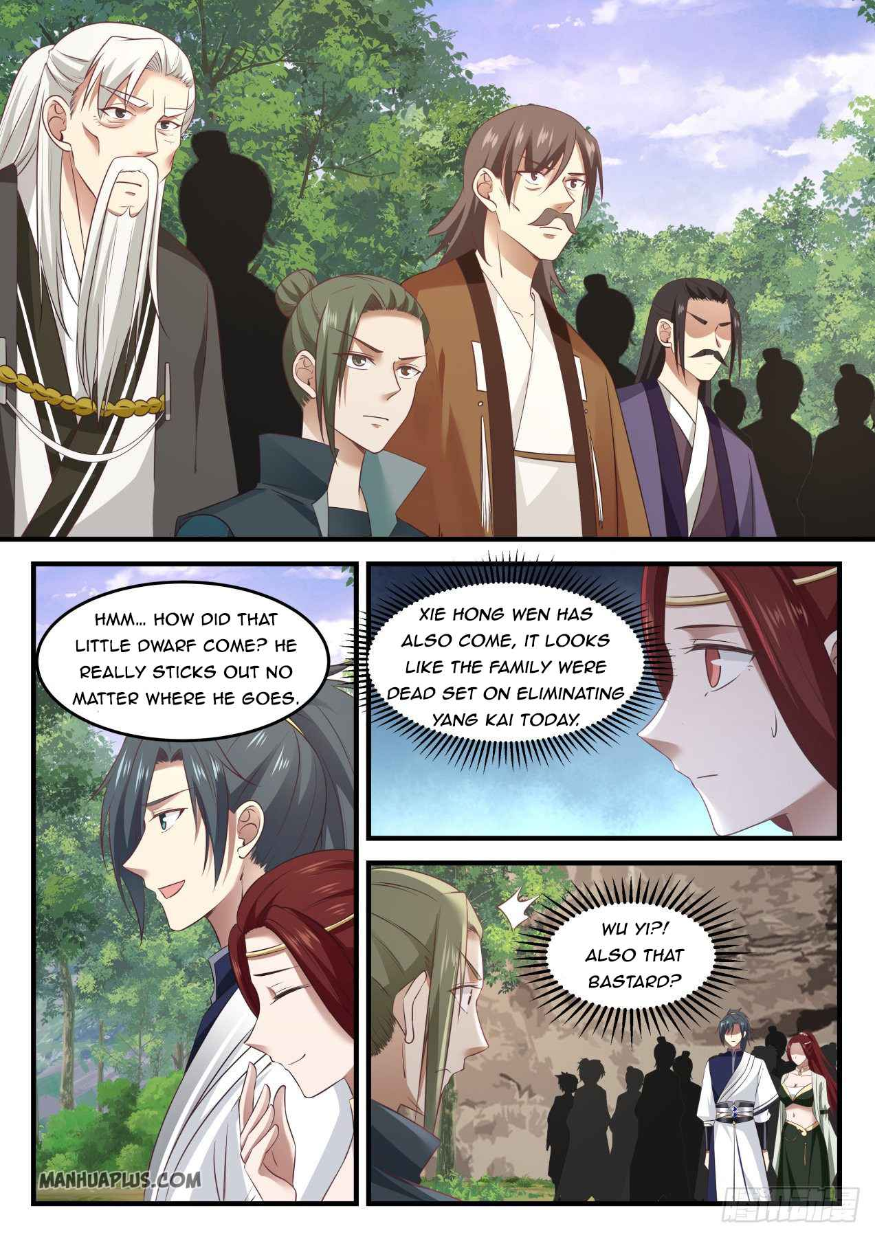 Martial Peak - chapter 1035-eng-li