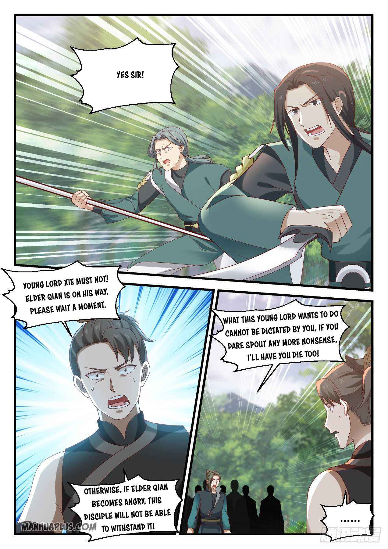 Martial Peak - chapter 1039-eng-li