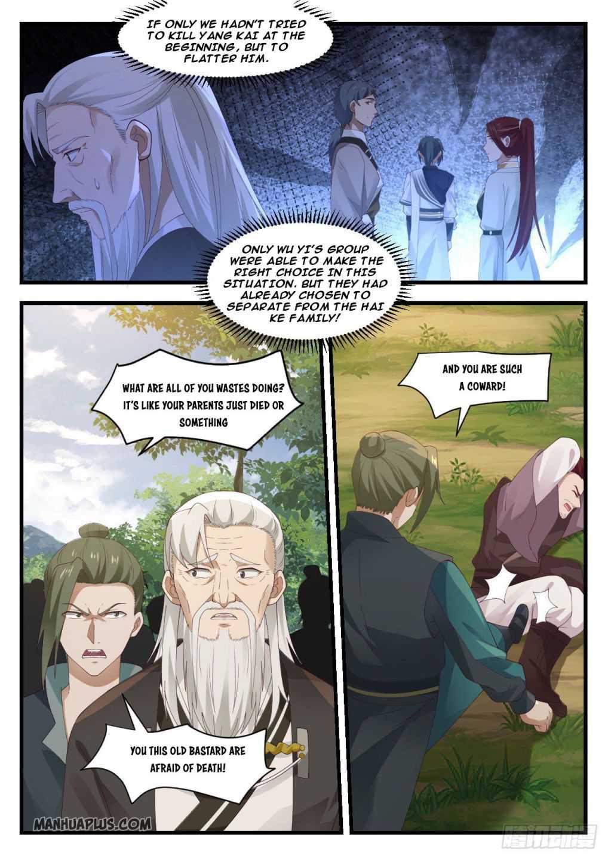 Martial Peak - chapter 1040-eng-li