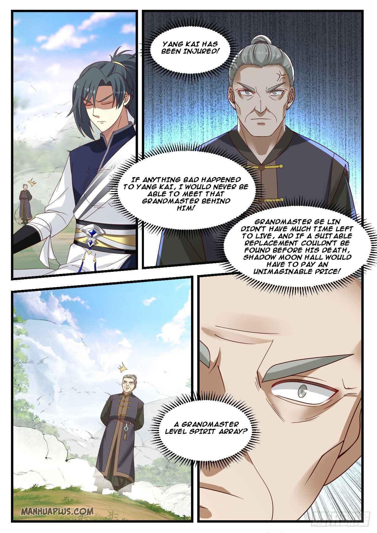 Martial Peak - chapter 1041-eng-li