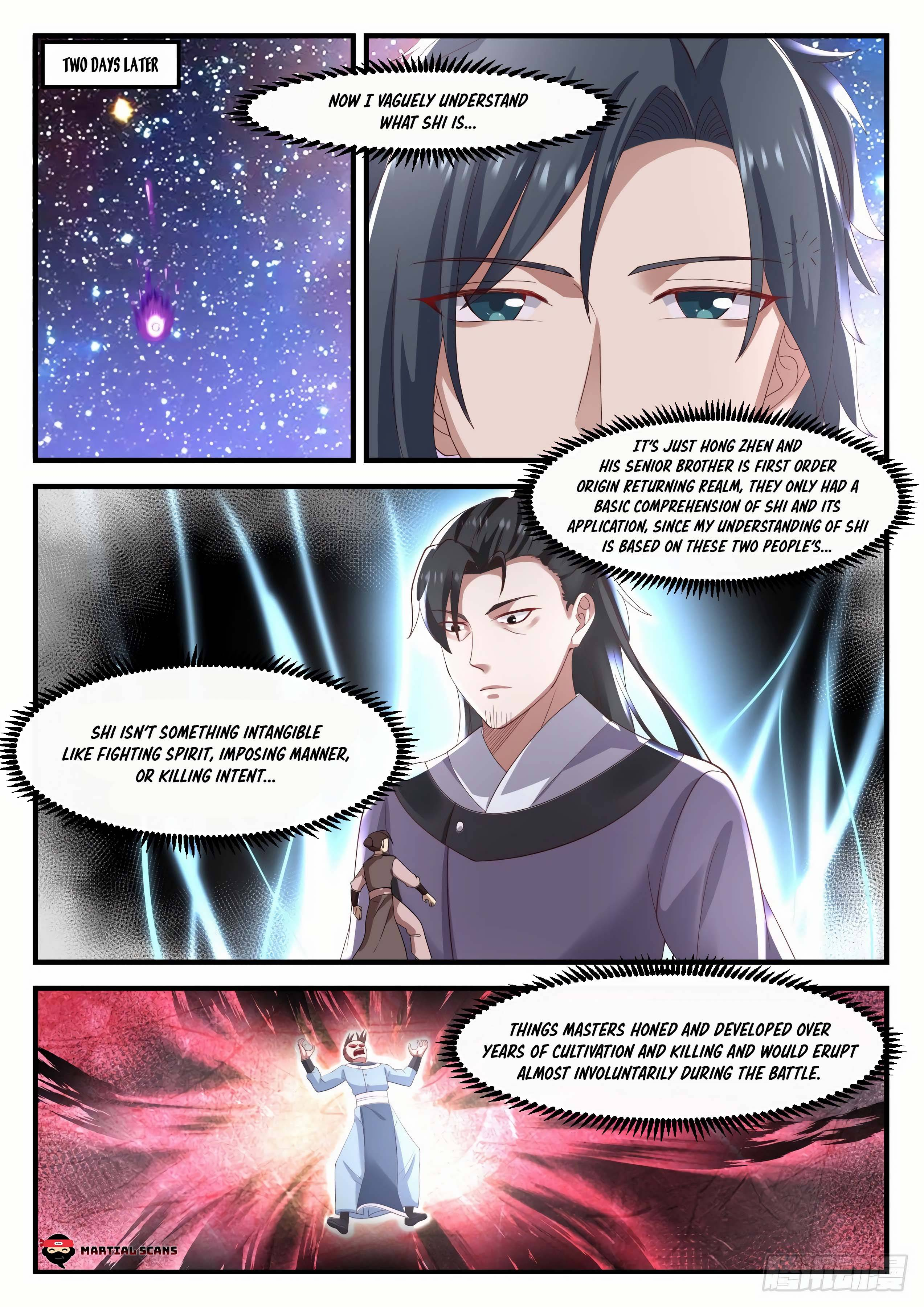 Martial Peak - chapter 1045-eng-li