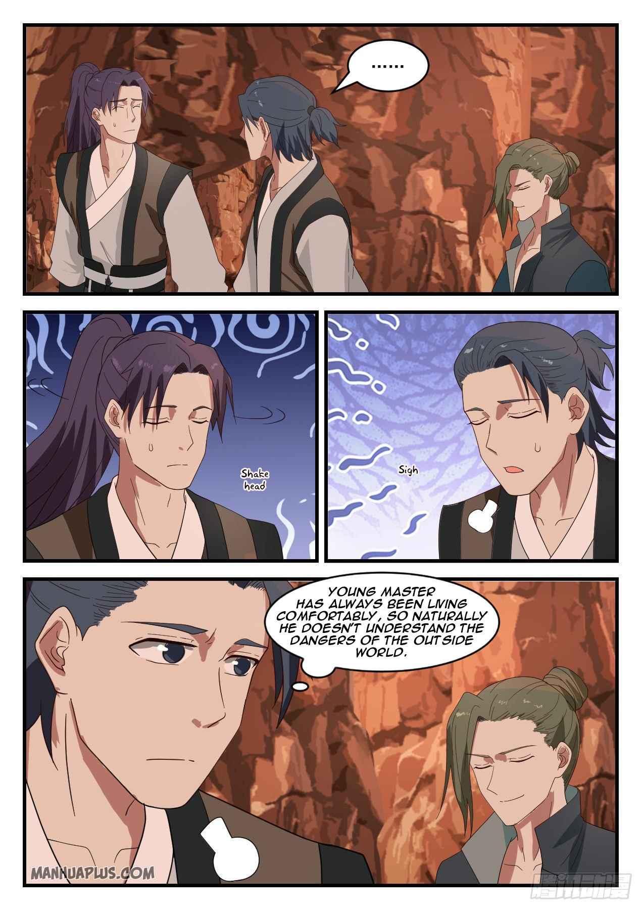 Martial Peak - chapter 1077-eng-li